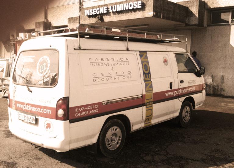 primo furgone aziendale 1996